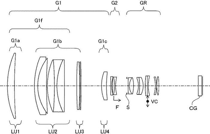 JPA20501066676 i 000054 - マイクロフォーサーズ用500mmF5.6の特許が開示されています