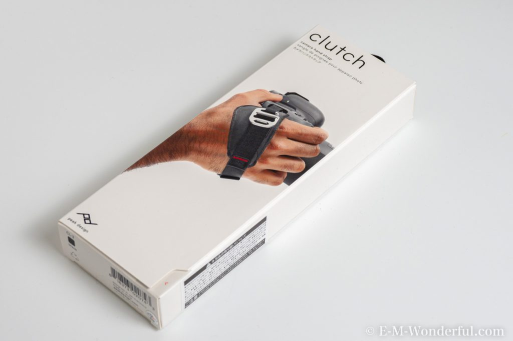20190605 P6050020 1024x682 - Peak Design(ピークデザイン)のCLUTCH(クラッチ)・CAPTURE(キャプチャー)・PRO PAD(プロパッド)の購入レビュー