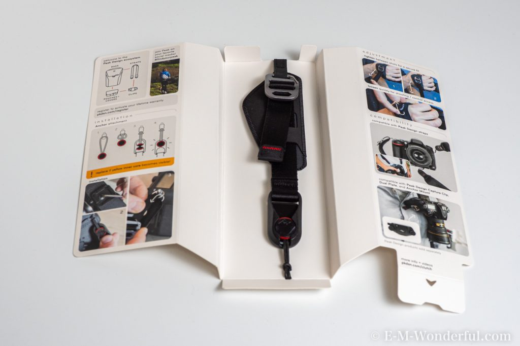20190605 P6050023 1024x682 - Peak Design(ピークデザイン)のCLUTCH(クラッチ)・CAPTURE(キャプチャー)・PRO PAD(プロパッド)の購入レビュー