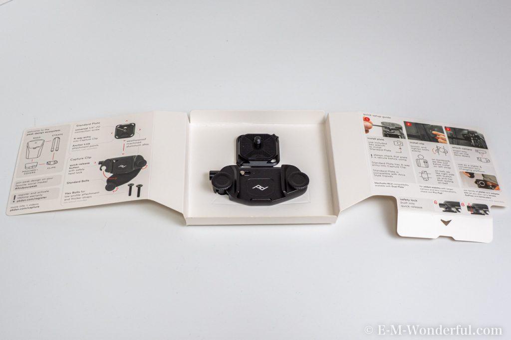 20190605 P6050032 1024x682 - Peak Design(ピークデザイン)のCLUTCH(クラッチ)・CAPTURE(キャプチャー)・PRO PAD(プロパッド)の購入レビュー