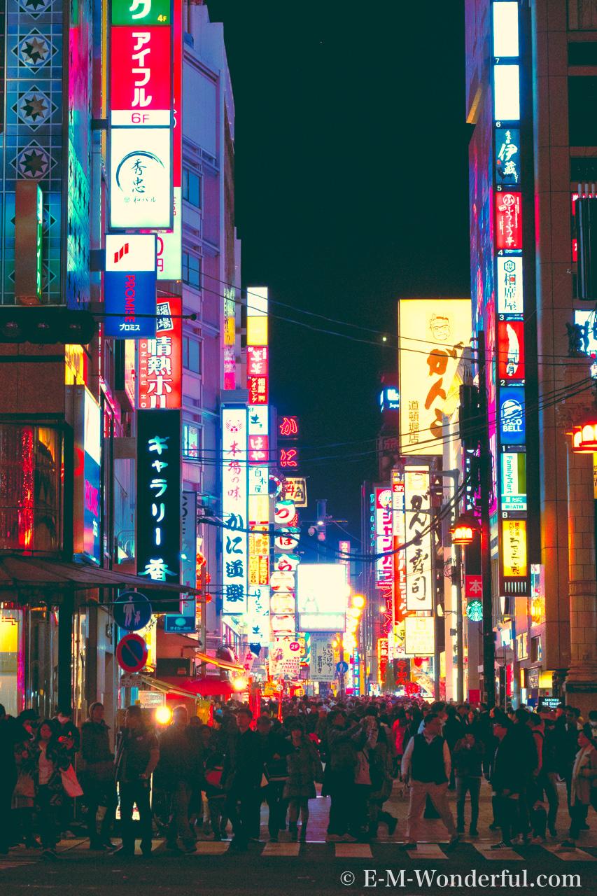 20171230 PC300002 Edit 3 - 東京のネオン街をイメージした、Luminar Looks NEON TOKYO (ネオン・トーキョウ)レビュー