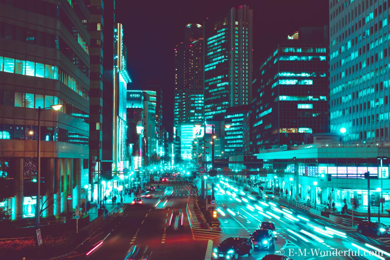 20181225 PC250062 Edit 3 - 東京のネオン街をイメージした、Luminar Looks NEON TOKYO (ネオン・トーキョウ)レビュー
