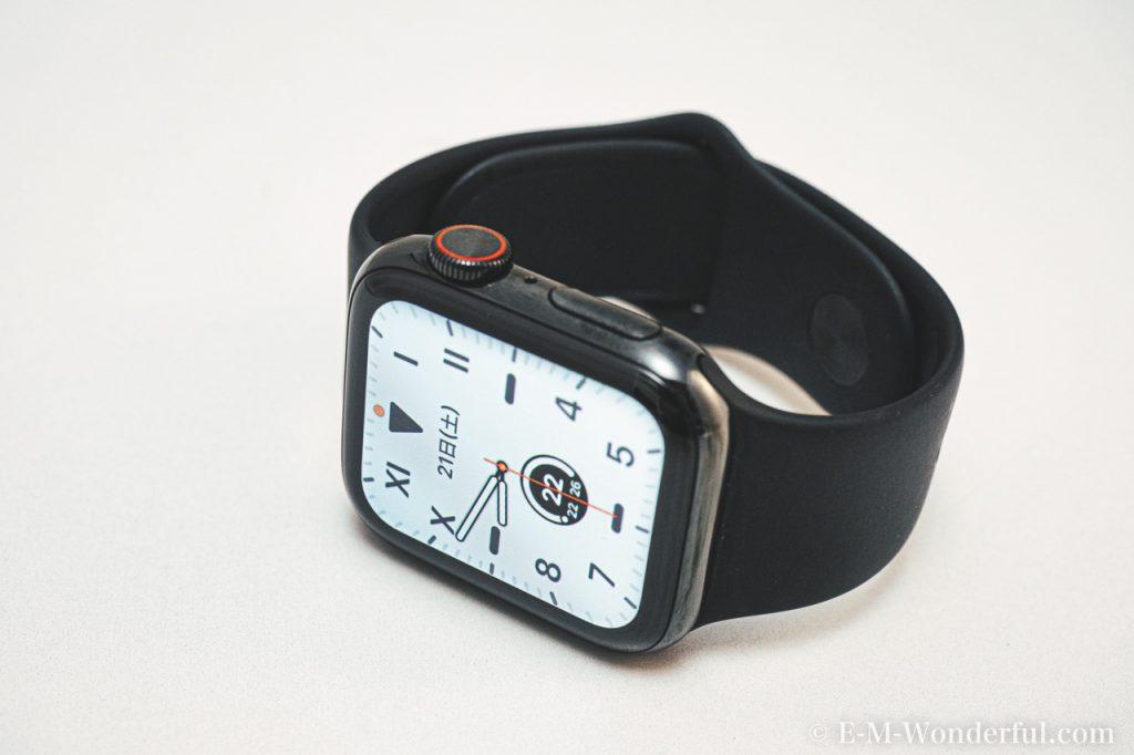 20190921 P9210065 Edit 1024x682 - Apple Watch 4ユーザーの私がApple Watch 5を買わなかった理由