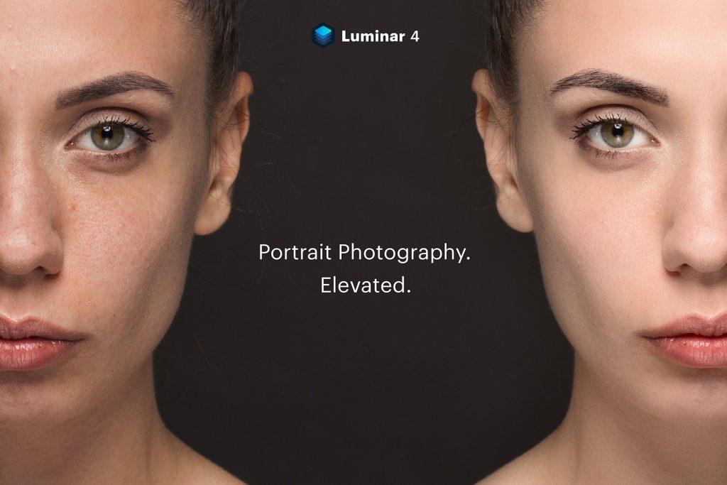 Skin Enhancer Portrait Enhancer 2 1024x683 - Luminar 4の新機能、AI Skin Enhancer(AI スキン・エンハンサー)とPortrait Enhancer(ポートレート・エンハンサー)を紹介