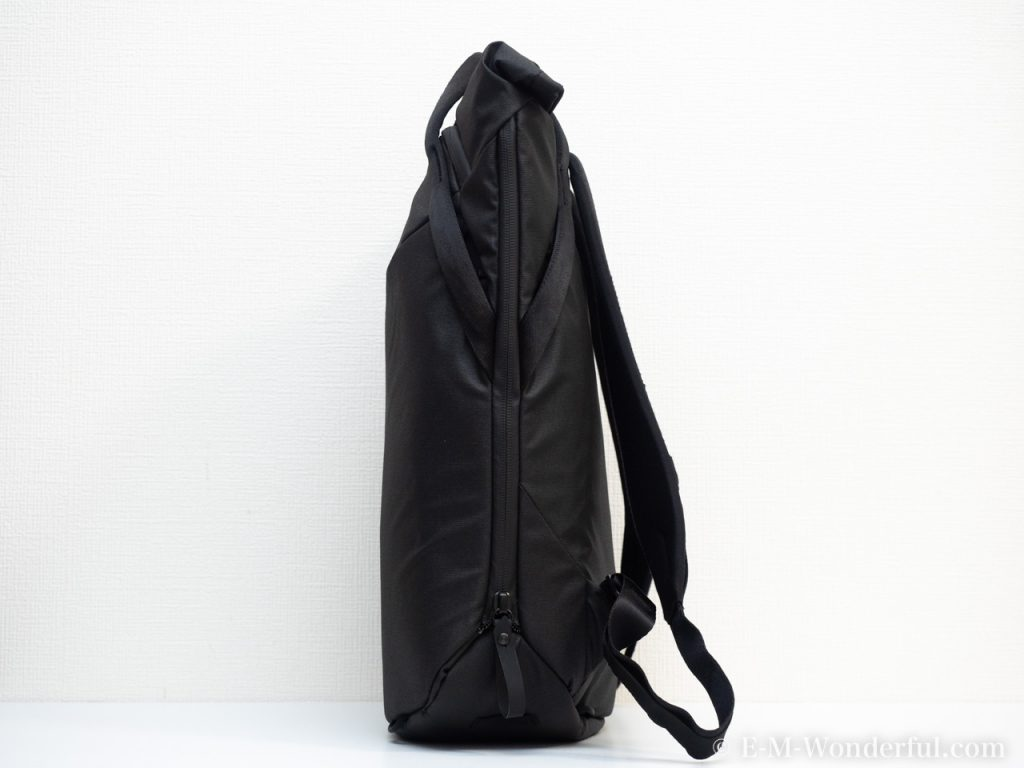 20191218 PC180043 1024x768 - Peak Design EVERYDAY TOTEPACKレビュー、トートorバックパック?