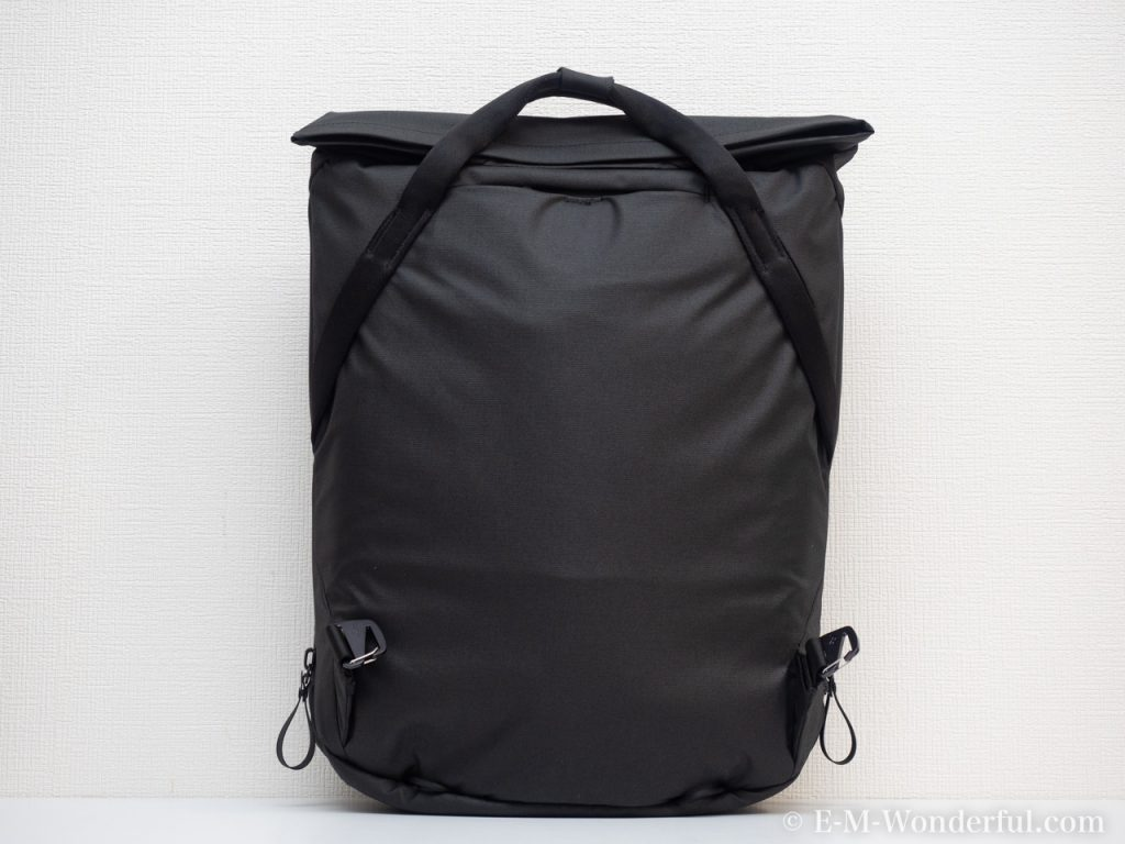 20191218 PC180045 1024x768 - Peak Design EVERYDAY TOTEPACKレビュー、トートorバックパック?