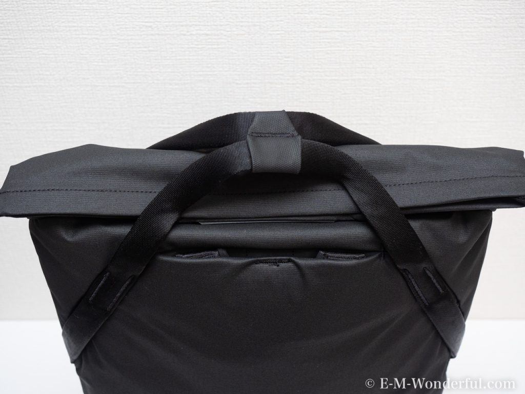 20191218 PC180058 1024x768 - Peak Design EVERYDAY TOTEPACKレビュー、トートorバックパック?