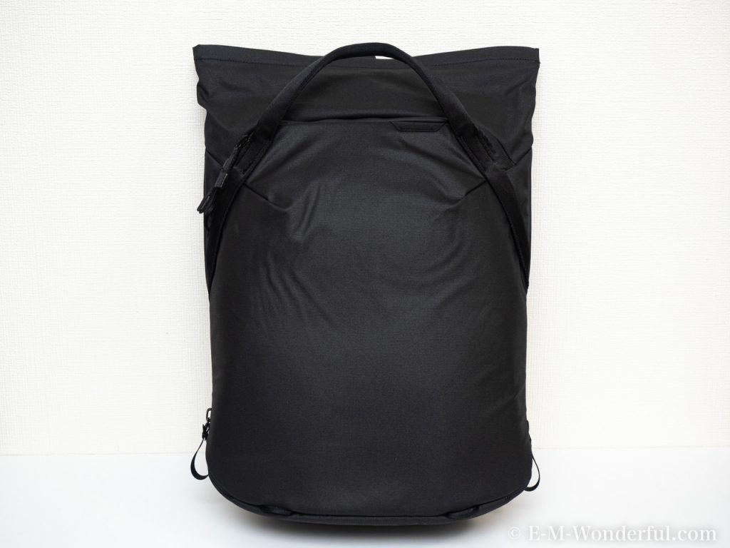 20191218 PC180061 1024x768 - Peak Design EVERYDAY TOTEPACKレビュー、トートorバックパック?