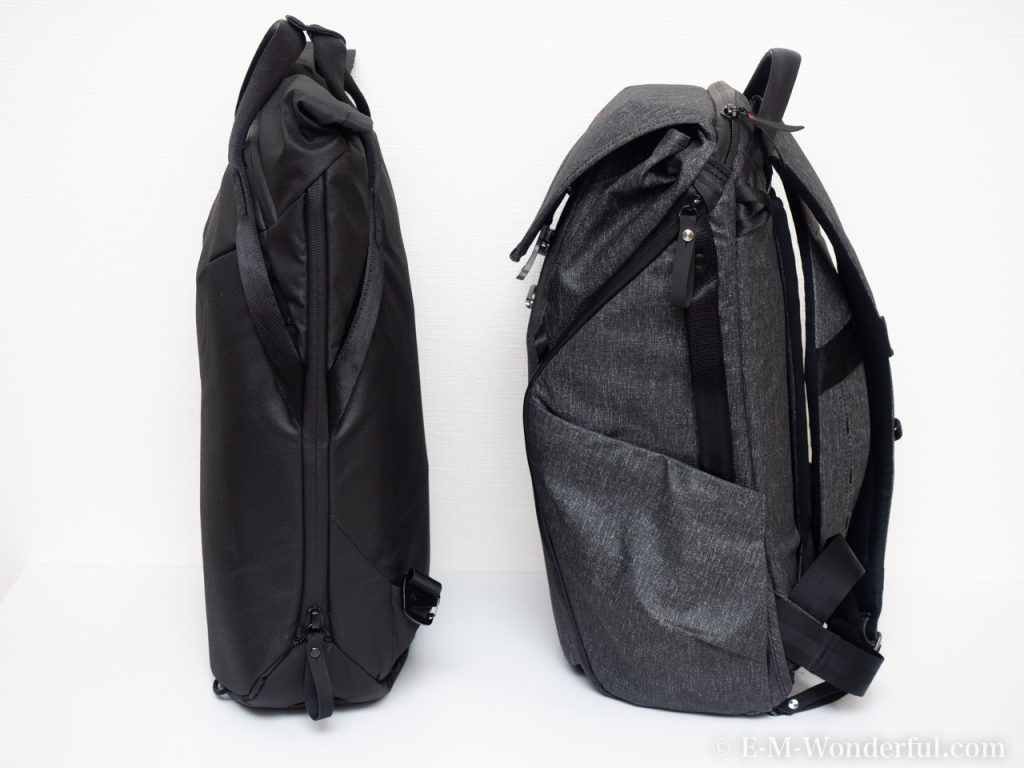 20191218 PC180087 1024x768 - Peak Design EVERYDAY TOTEPACKレビュー、トートorバックパック?