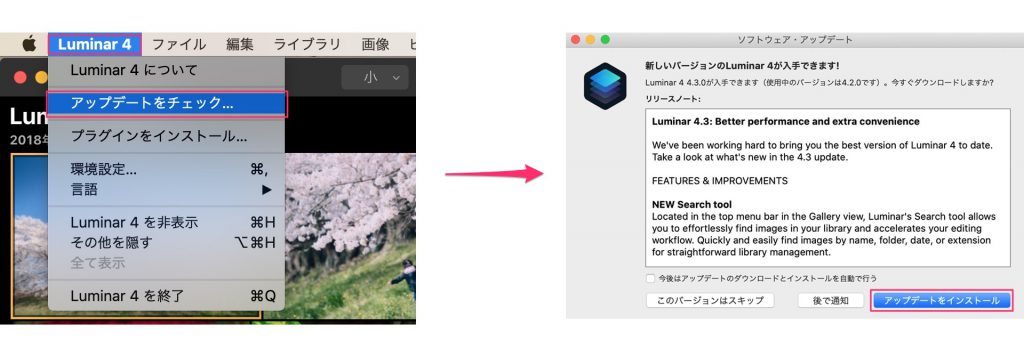 13bfb2afc6f1a53ef1891b1909abc3d9 1024x348 - Luminar 4.3レビュー(クロップツールの改善・Looksの高速プレビュー・写真検索など)