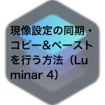 4622d0222857e9097863e2f301c2b61f 150x150 - 現像設定の同期・コピー&ペーストを行う方法(Luminar 4)