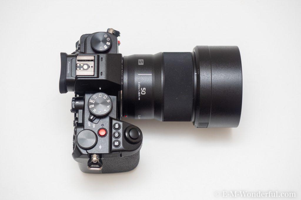 20210807 P8070123 1024x682 - Panasonic LUMIX S5のおすすめレンズ・アクセサリー・現像ソフト
