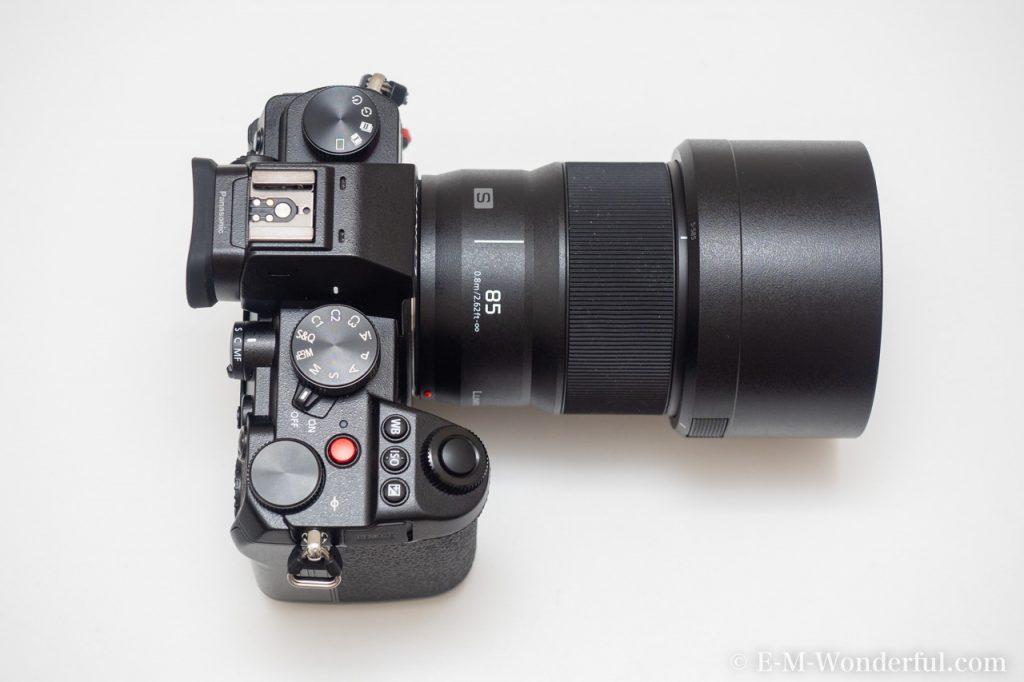 20210807 P8070125 1024x682 - Panasonic LUMIX S5のおすすめレンズ・アクセサリー・現像ソフト
