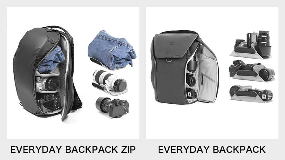 e4ac540f81e408e1d8c90470c18c9b5a - EVERYDAY BACKPACK とEVERYDAY BACKPACK ZIP 比較レビュー Peak Design(ピークデザイン)