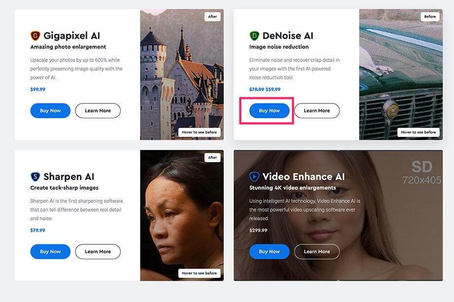 DeNoise AI13 - クーポン付き!! Topaz Denoise AI 使い方&レビュー|画像ノイズ除去アプリ