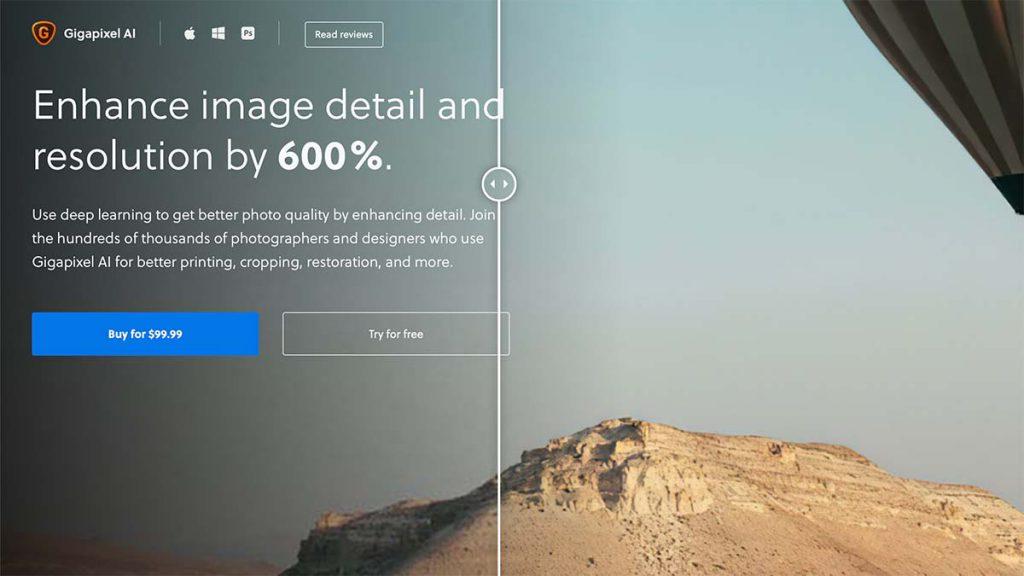 Gigapixel AI 1024x576 - (クーポン付き)Topaz LABSの画像編集ソフトのラインナップや特徴、購入方法を解説