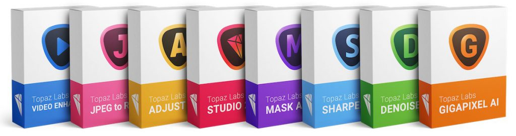 Topaz Labs Software 1024x271 - (クーポン付き)Topaz LABSの画像編集ソフトのラインナップや特徴、購入方法を解説